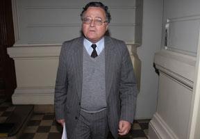 Fallece el ministro de la Corte de Apelaciones Víctor Montiglio